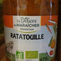Ratatouille – 650g