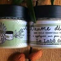 Deodorant ss huile essentielles (50g)