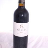 Vin rouge – Domaine des césars