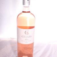 Vin rosé – Domaine des césars