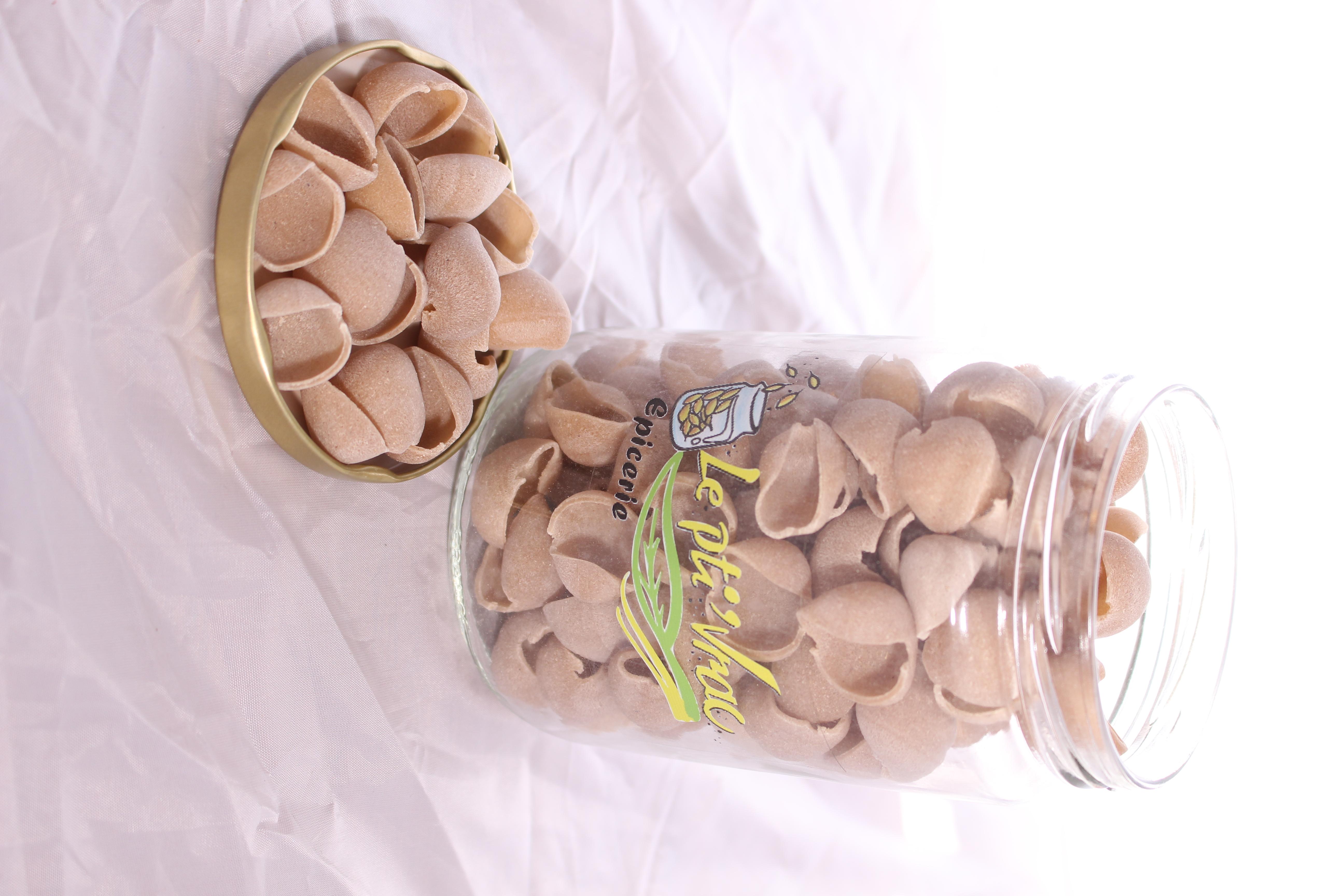Coquilles farine châtaigne – 250g