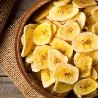 Bananes chips rondelles