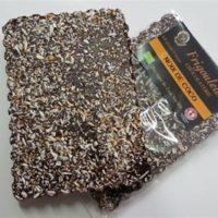Noir au sucre de coco cacao 88% (indice glycémique faible)