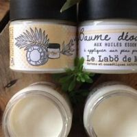 Deodorant avec huile essentielles (50g)