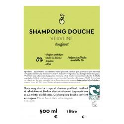 Shampoing douche verveine