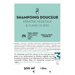 Shampoing keratine – 50cl
