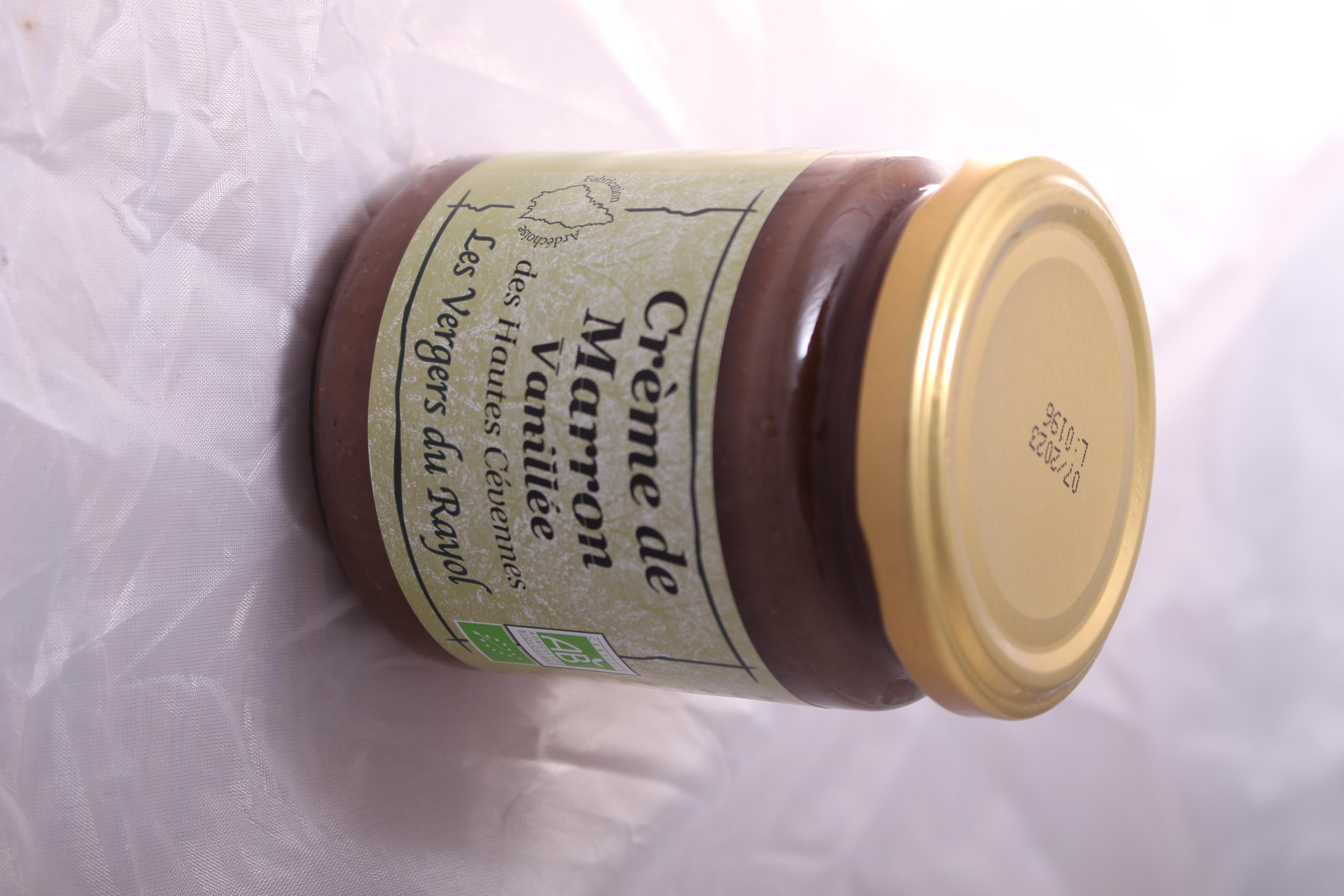 Creme de marron vanillee (320g)