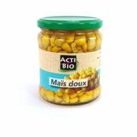 Maïs (bocal 220g net)