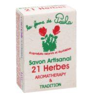 Savon Ayurvédique 21 herbes