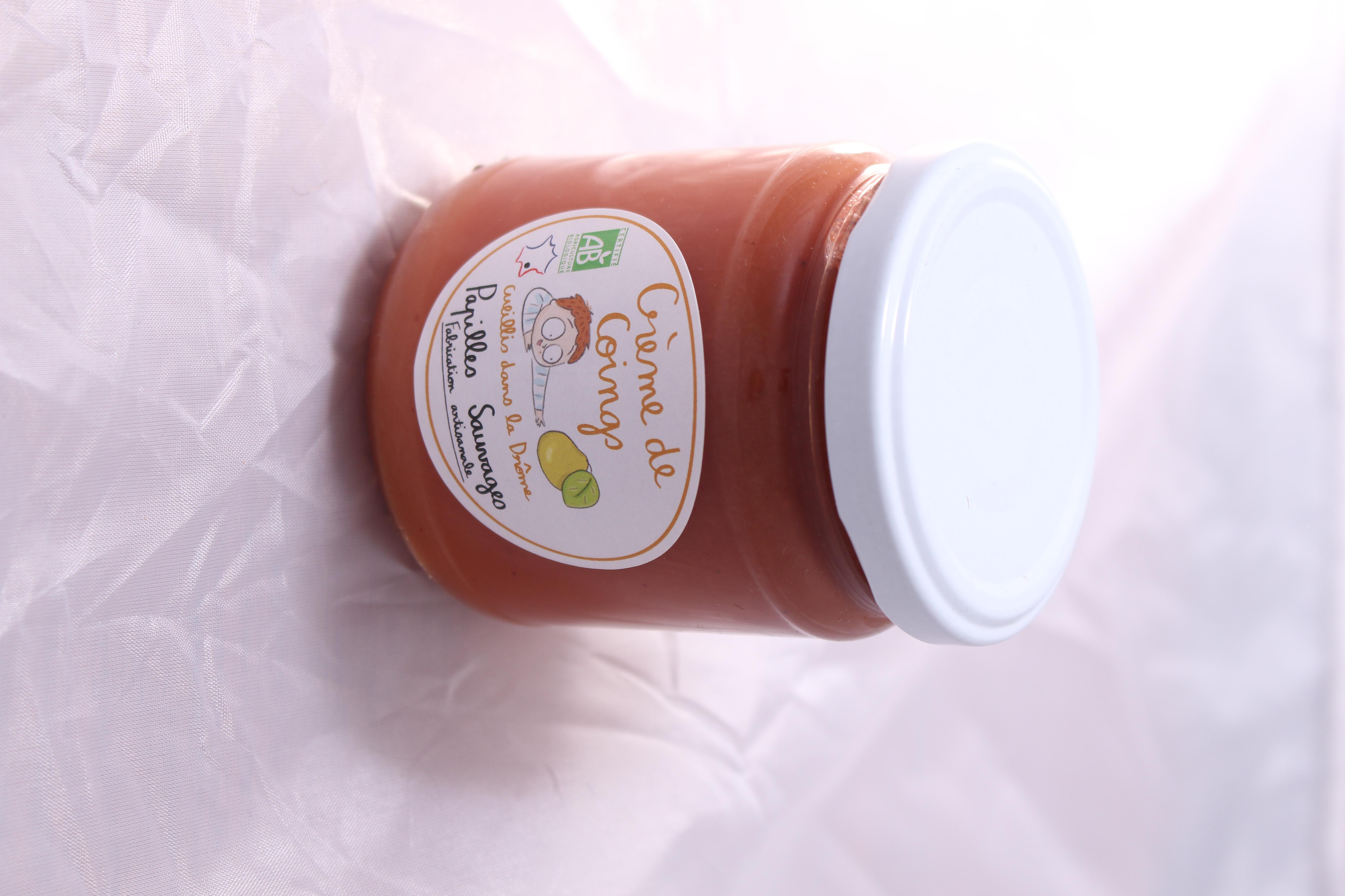 Crème de Coing Bio 230g