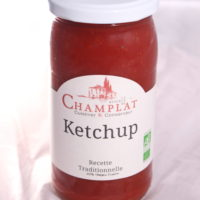 Ketchup Bio CHAMPLAT 340g