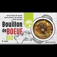 Bouillon de boeuf (6 cubes)