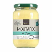 Moutarde bio 350g