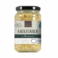 Moutarde à l'ancienne bio 350g